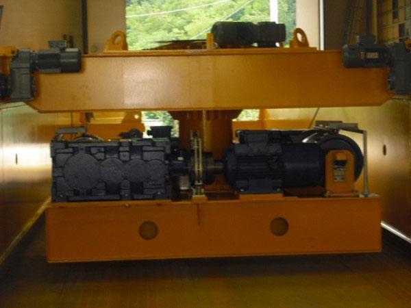Carrello di sollevamento (portata 35 ton)